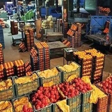 افزایش ۱۰ درصدی قیمت میوه در بازار