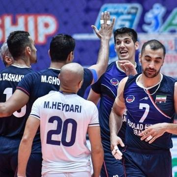 نماینده ایران با اقتدار قهرمان شد.