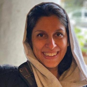 حکم یک سال زندان و یک سال ممنوعالخروجی نازنین زاغری تایید شد