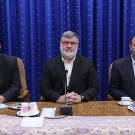 استانداران آذربایجانشرقی، آذربایجانغربی و خراسانرضوی انتخاب شدند