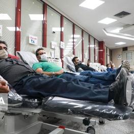 مدت زمان معافیت از اهدای خون به ساختار واکسن تزریقی کرونا وابسته است