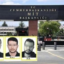 متلاشی شدن باند جاسوسی موساد در ترکیه