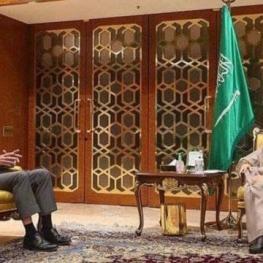 دیدار و گفتوگوی وزیر خارجه سعودی با انریکه مورا درخصوص برجام