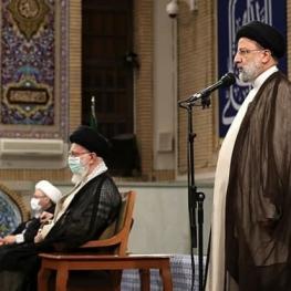 سخنان رئیس جمهور در دیدار میهمانان کنفرانس وحدت اسلامی و جمعی از مسئولان نظام با رهبر معظم انقلاب؛